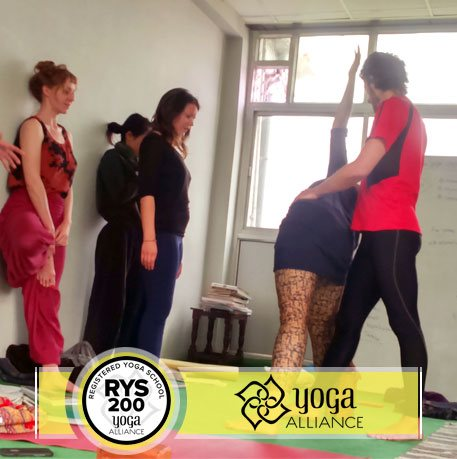 Yoga Teacher Training Courses Rishikesh, India