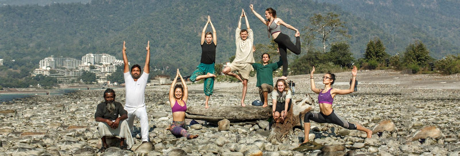 Yoga Teacher Training Courses
