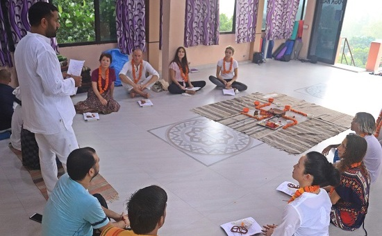Traditional Hatha Yoga Teacher Training Program